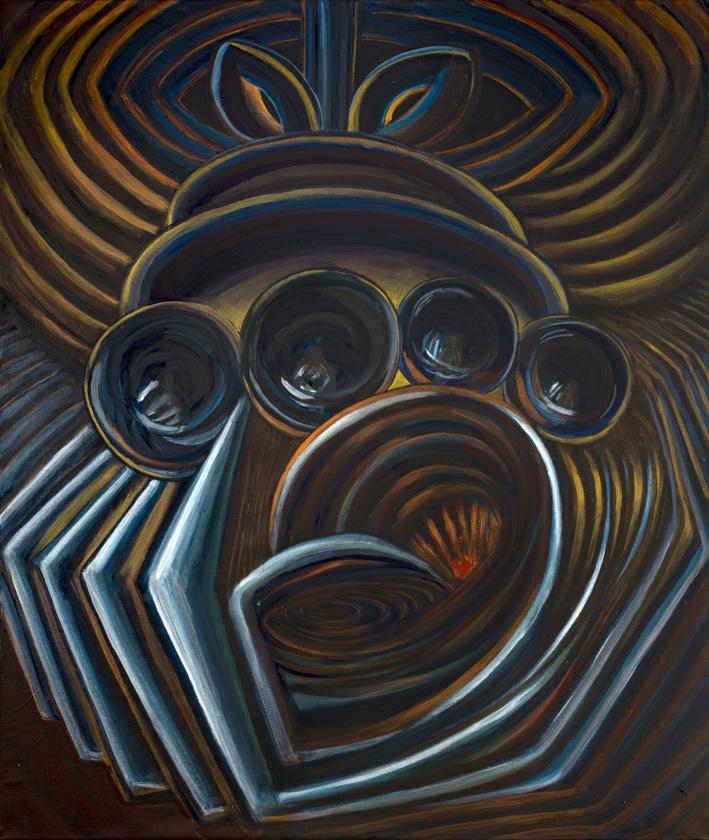 轔轔兩儀 - 林其蔚繪畫和聲音藝術